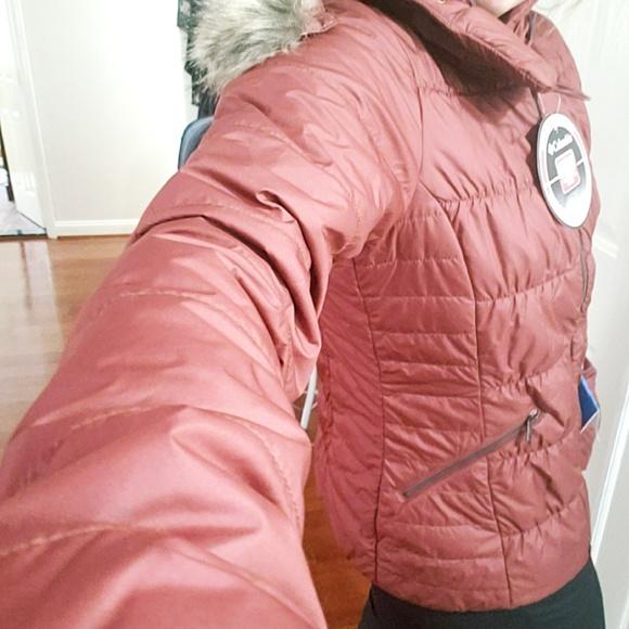 Nwt Columbia womens sparks lake coat NWT